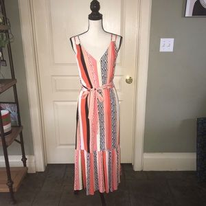 Gap Print Dress-NWT-Gorgeous Sundress-Small